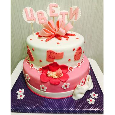 """Торта """"Baby girl cake"""""""