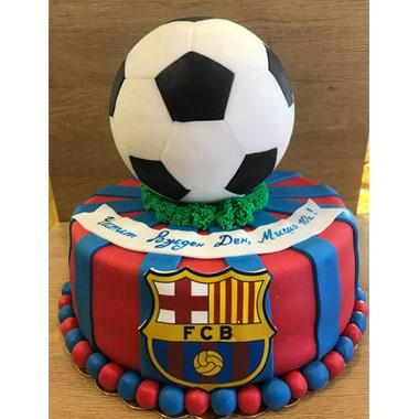 Торта Топка - Барселона