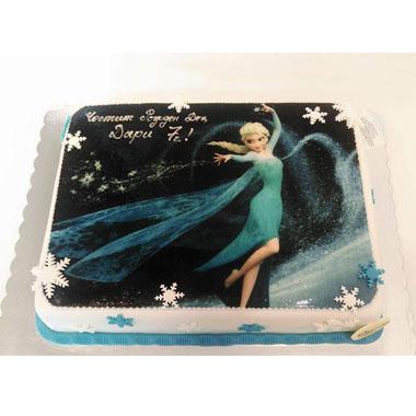 Торта Frozen - K 1293