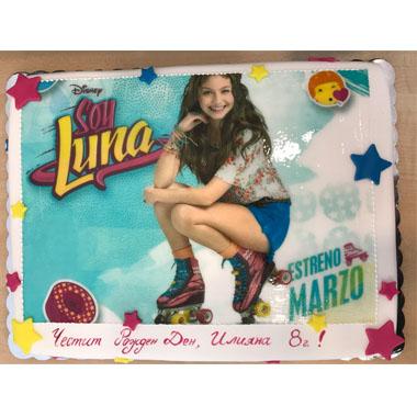 Торта Soy Luna - K 11