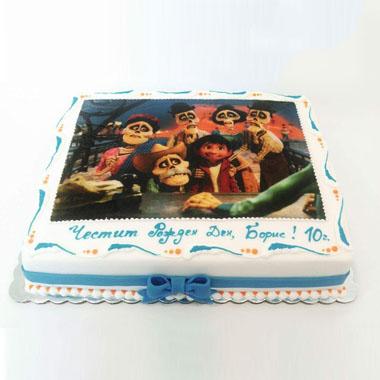 Торта Тайната на Коко