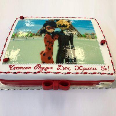 Торта Калинка 2
