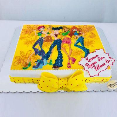 Торта Уинкс