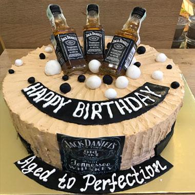 Торта Джак Даниелс
