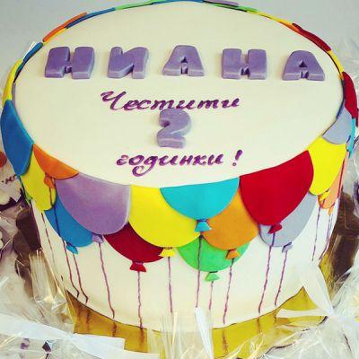 Торта Балони