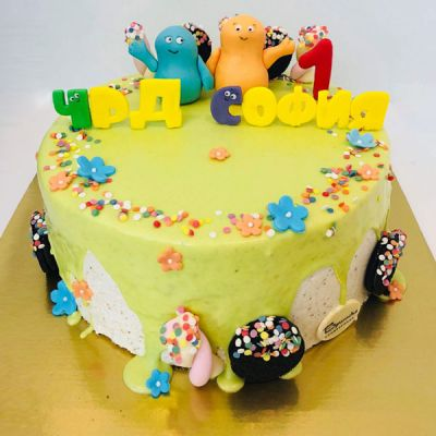 "Торта ""Барбароните"" 2"