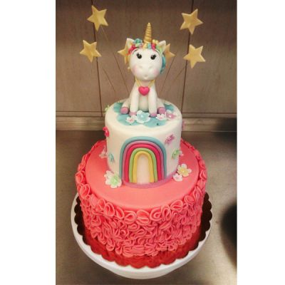 Торта Пони Еднорог
