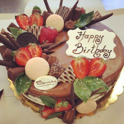 Торта Шоколодови изкушения