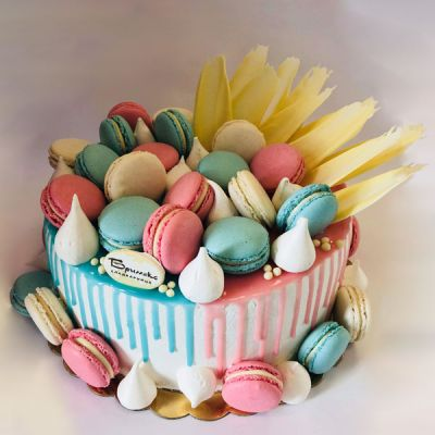 Торта Френски Макарони