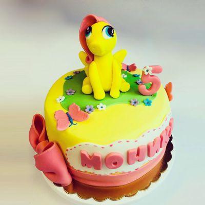 Торта Малкото Пони