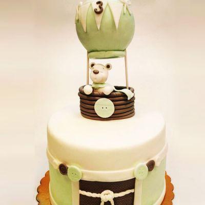 Торта Мечо в балон