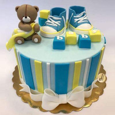 Торта Baby boy