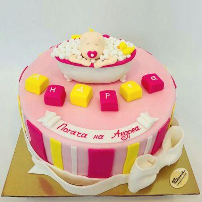 Торта за Погача - Бебе 2