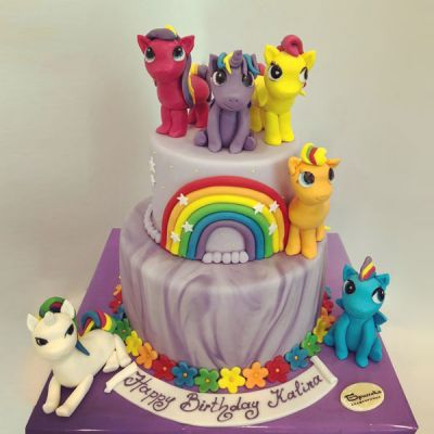 Торта Малкото Пони 3