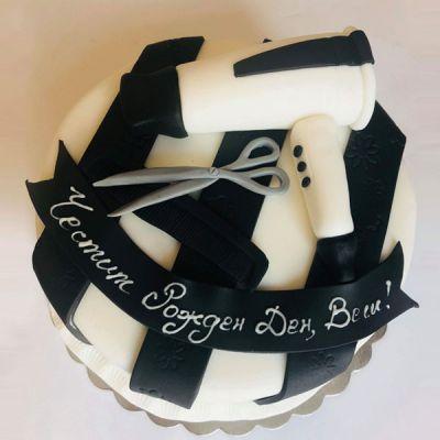 Торта-Фризьорски салон