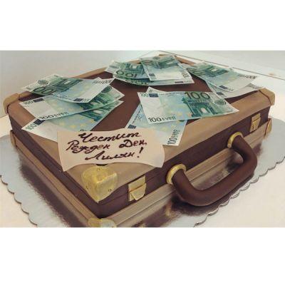 Торта Куфарче с пари