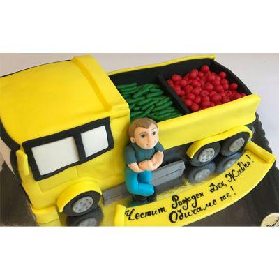 Торта Камион