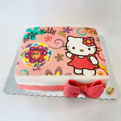 "Торта ""Hello Kitty"" 2"