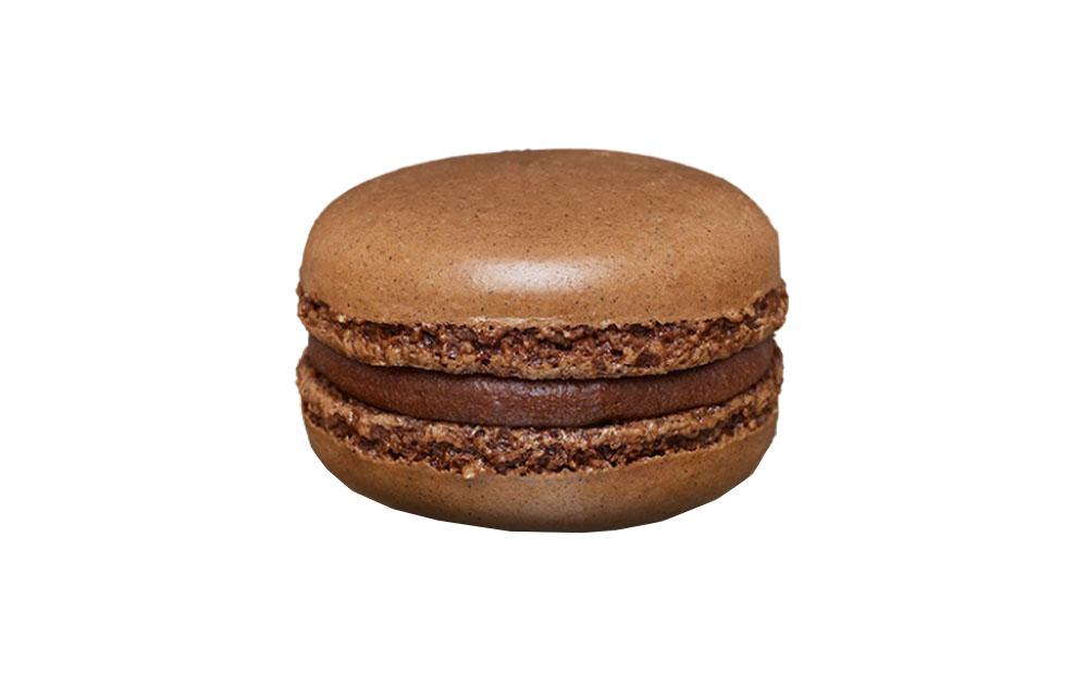 Френски макарон шоколад