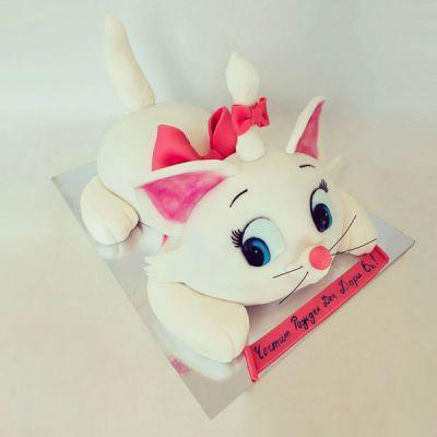 Торта Котенце