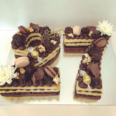 Торта Шоко