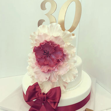 Торта Цвете