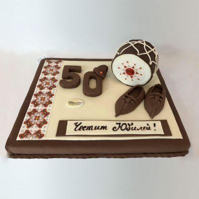 Торта българска шевица