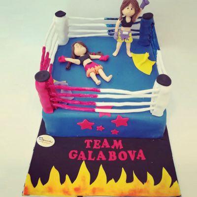 Торта Бокс