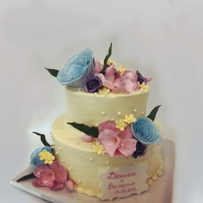 Торта Романтика