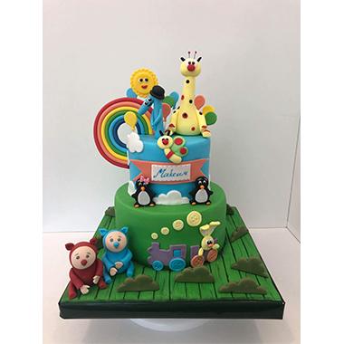 Торта Baby TV