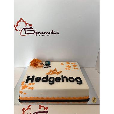 Корпоративна торта