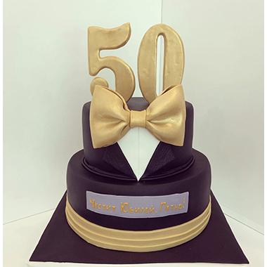 Торта Папионка 50