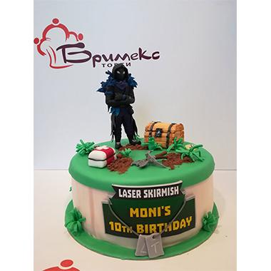 Торта Fortnite