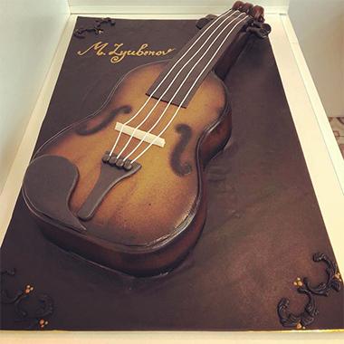 Торта Цигулка