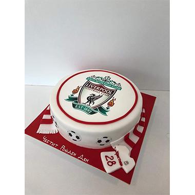 Торта Liverpool