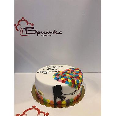 Торта Love