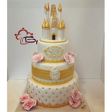Торта Приказен дворец