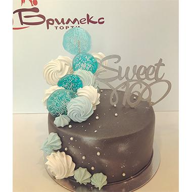 Торта Sweet 16