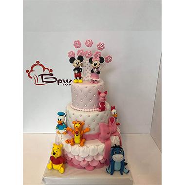 Торта Disney