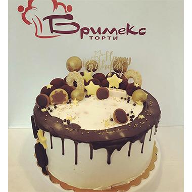 Торта Toffifee