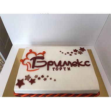 Корпоративна торта 1