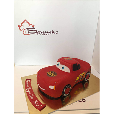 Торта Маккуин 3