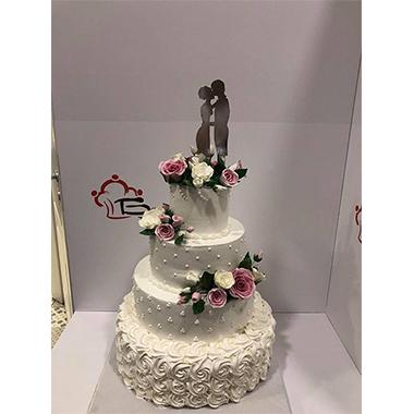 Сватбена торта  Amore