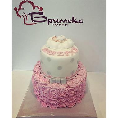 Торта Сладко бебе