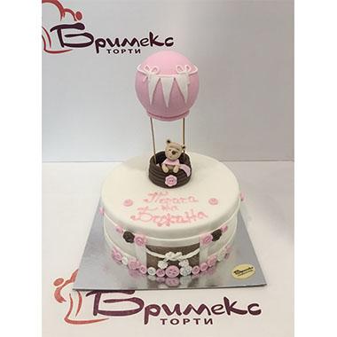 Торта Розово мече