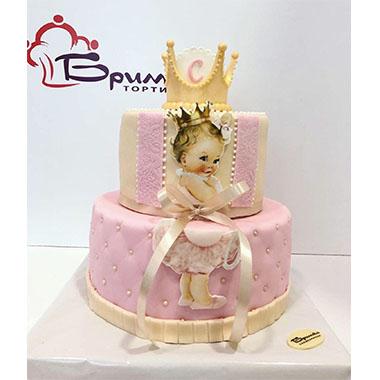 Торта Малка принцеса