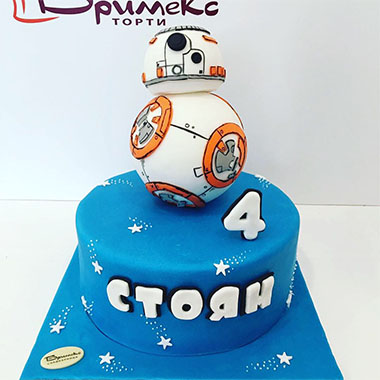Торта Star Wars 2