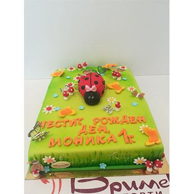 Торта Горска Калинка