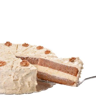Морковен чийз кейк