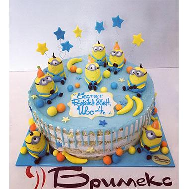 Торта Миньоните
